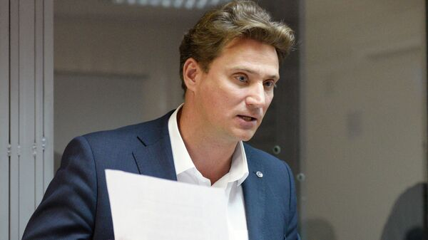Адвокат Валентин Рыбин