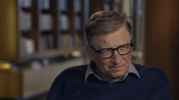 Кадр из фильма Внутри мозга Билла: Расшифровывая Билла Гейтса