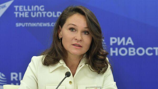 Главный внештатный специалист-пластический хирург министерства здравоохранения РФ и Департамента здравоохранения города Москвы Наталья Мантурова