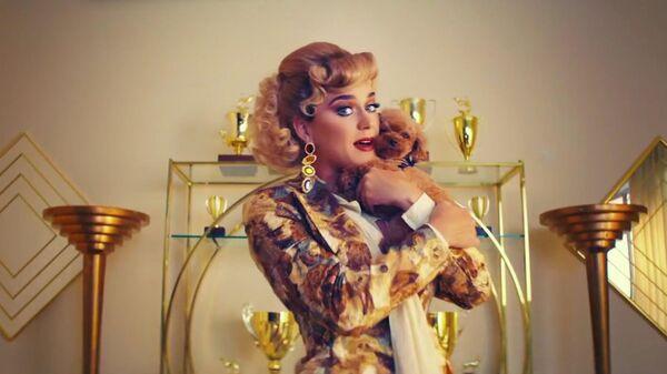 Скриншот видеоклипа Katy Perry - Small Talk