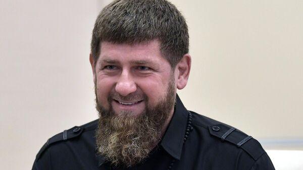 Республики Рамзан Кадыров