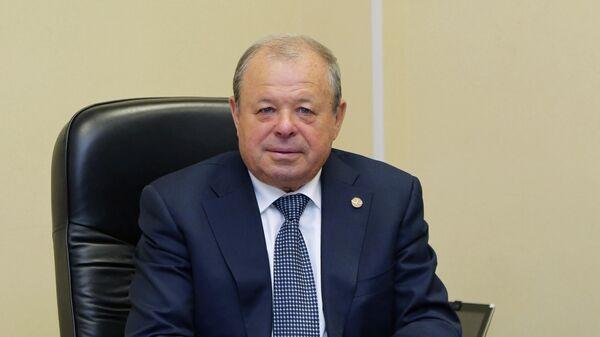 Управляющий директор АО Улан-Удэнский авиационный завод Леонид Белых