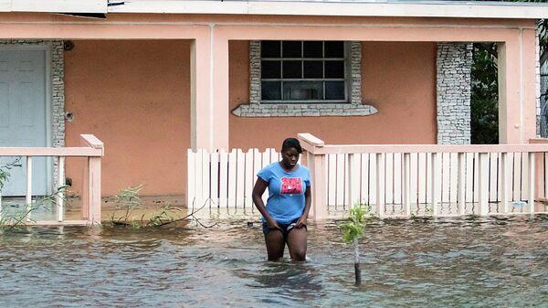 Последствия урагана Дориан в Нассау, Багамские Острова