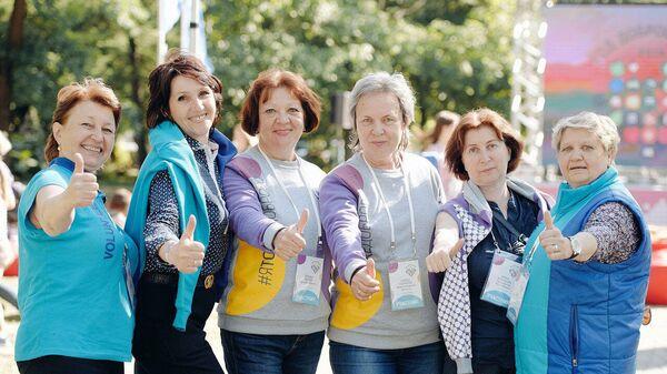 В Москве пройдет всероссийский форум серебряных добровольцев