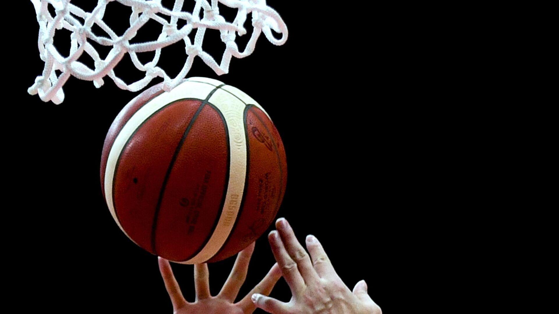Баскетбол - РИА Новости, 1920, 04.07.2021