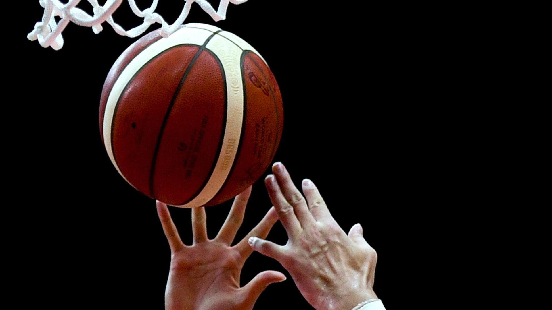 Баскетбол - РИА Новости, 1920, 31.01.2020