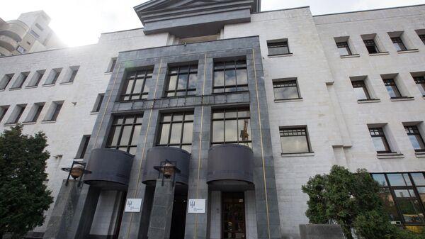 Здание Высшего антикоррупционного суда Украины в Киеве