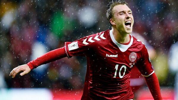 Кристиан Эриксен не реализовал пенальти, но все же забил, обеспечив Дании минимальную домашнюю победу над Арменией