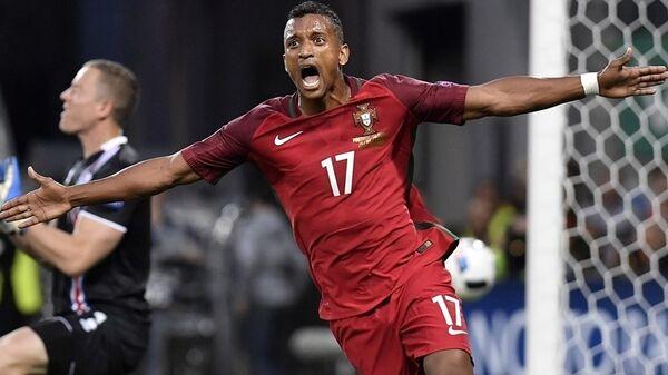 Нани (Португали) - три гола, одна передача