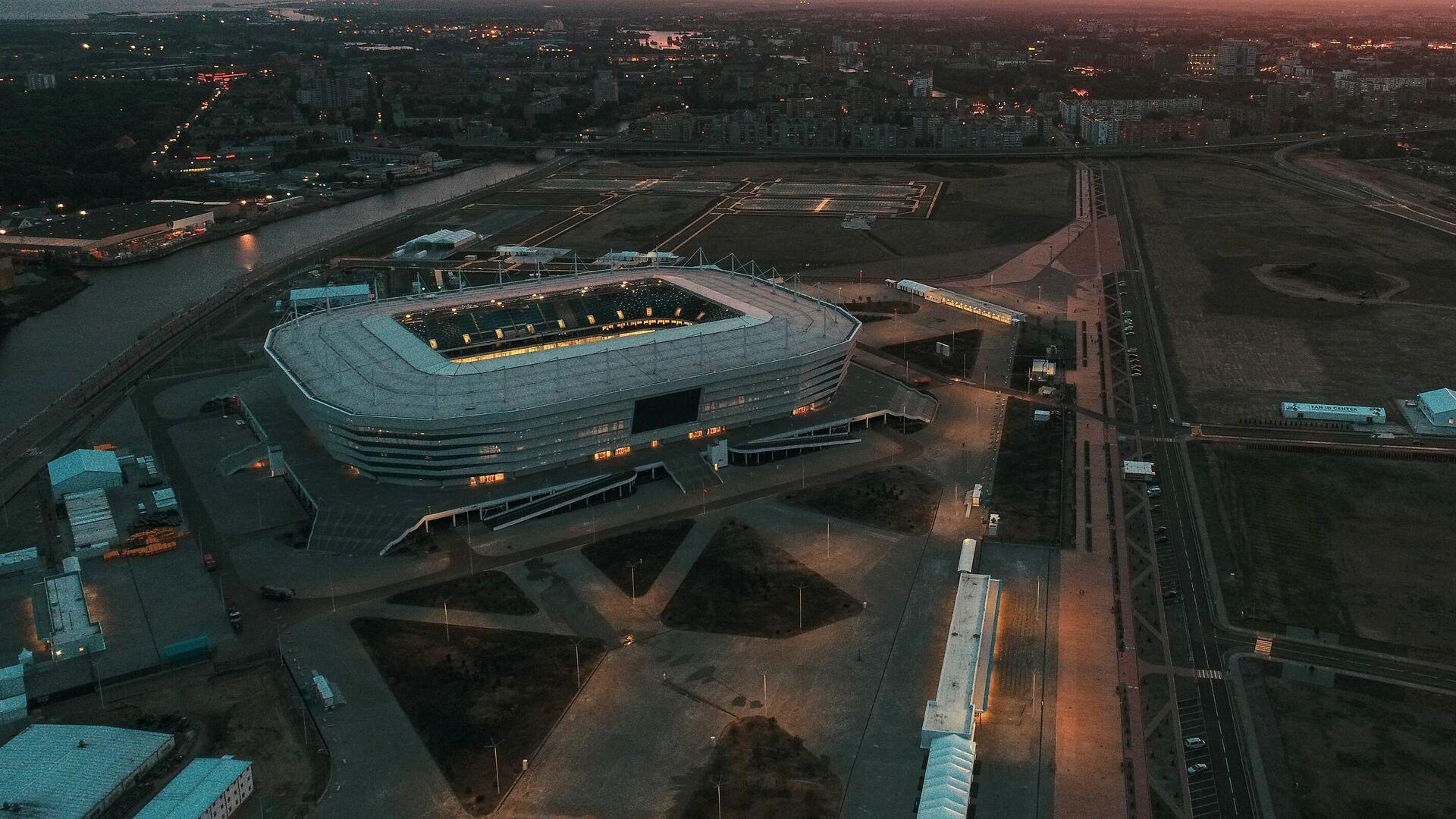 Стадион Калининград Арена - РИА Новости, 1920, 26.05.2021