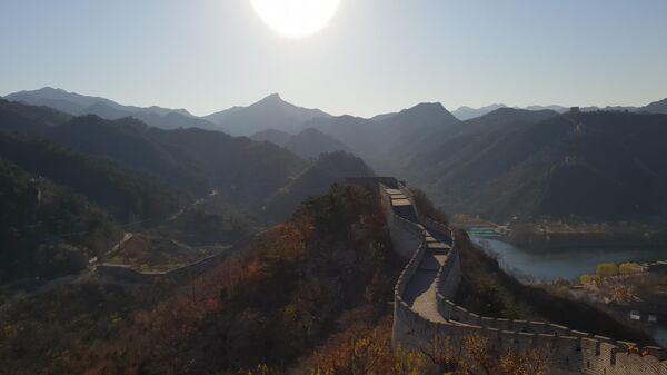 Участок Великой Китайской стены