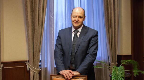 Заместитель генерального директора - генеральный конструктор Объединенной двигателестроительной корпорации Юрий Шмотин