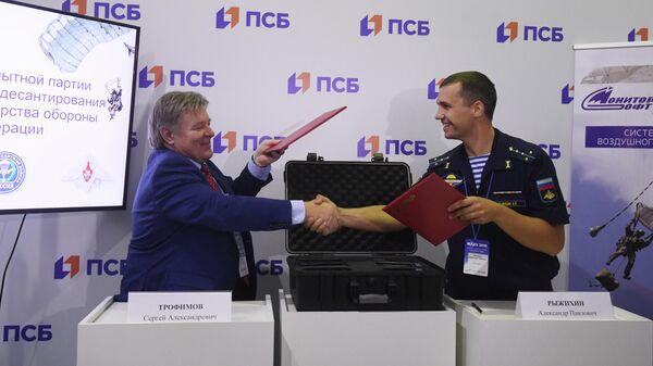 Разработчик инновационных систем и оборудования для авиации Монитор Софт проводит официальную церемонию передачи продукции заказчику -  министерству обороны РФ