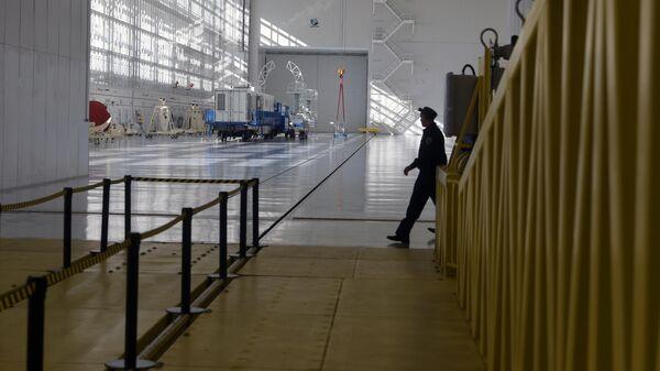 Технический комплекс космодрома Восточный