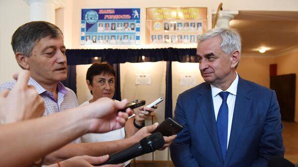 Второй тур президентских выборов в Абхазии