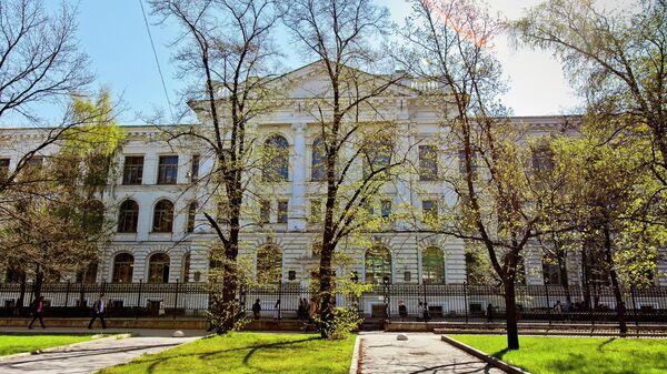 Здание Санкт-Петербургского политехнического университета Петра Великого