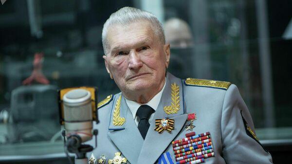 Герой Советского Союза, командир группы А в 1977–1988, 1992-1995 годах Геннадий Зайцев