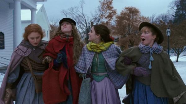 Кадр из фильма Маленькие женщины (Little Women)