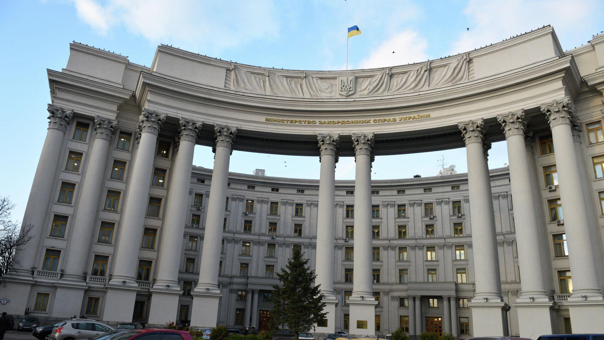 Здание министерства иностранных дел в Киеве - РИА Новости, 1920, 15.04.2021