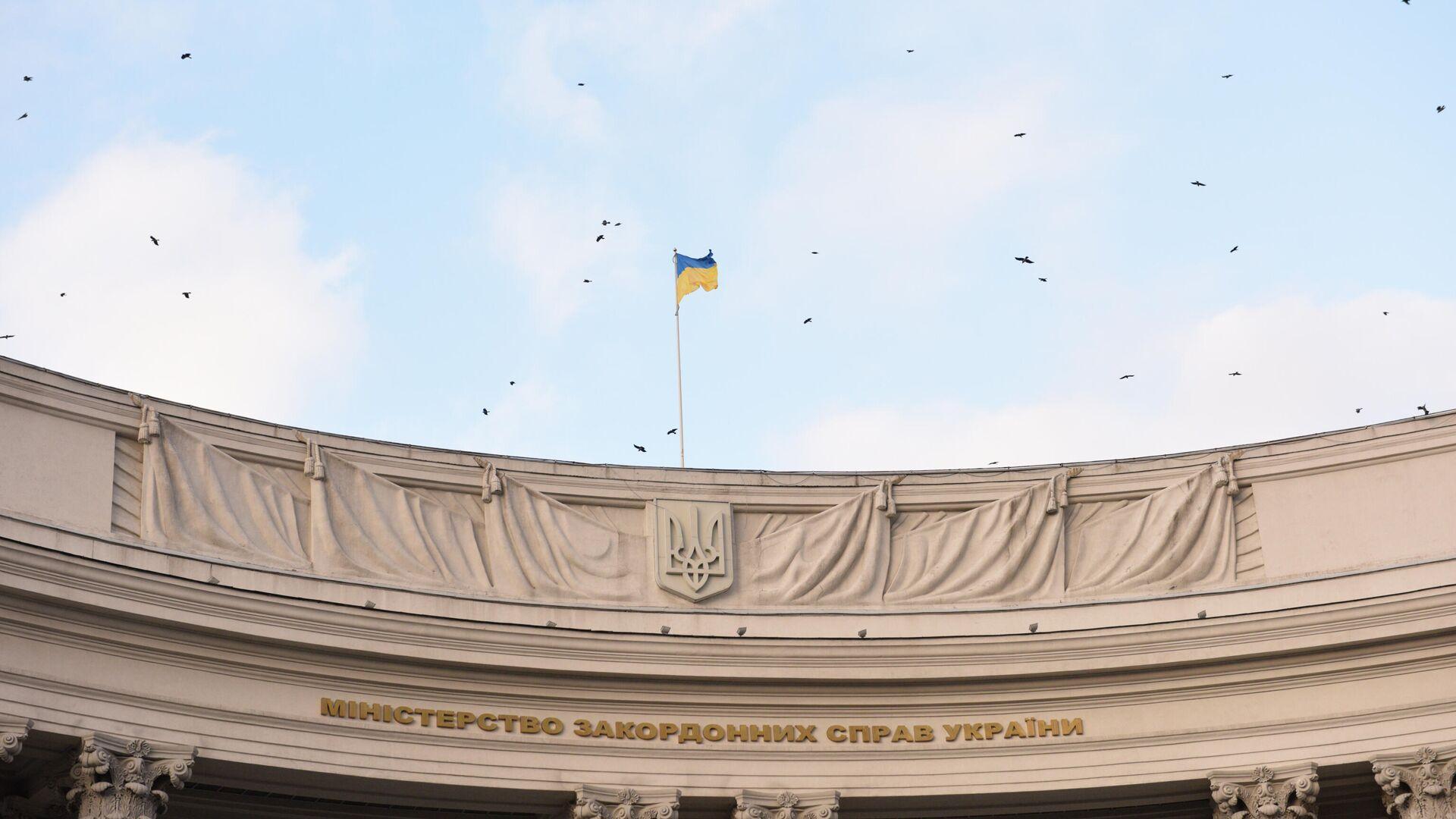 Здание министерства иностранных дел в Киеве - РИА Новости, 1920, 27.04.2021