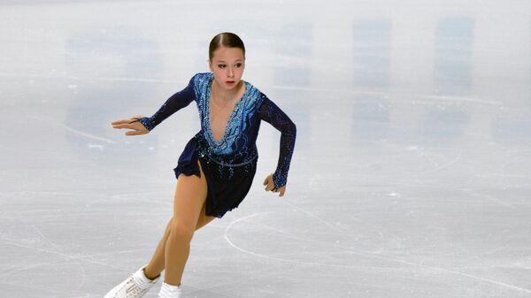 Ксения Синицына (Россия)