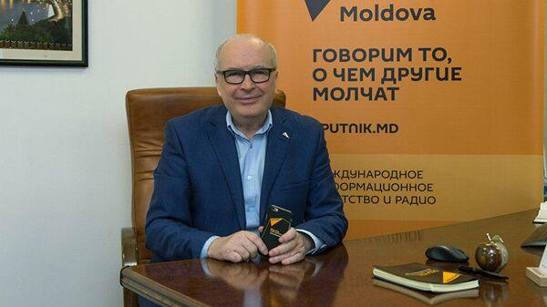 Руководитель агентства Sputnik Молдавия Владимир Новосадюк