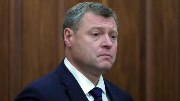 Игорь Бабушкин