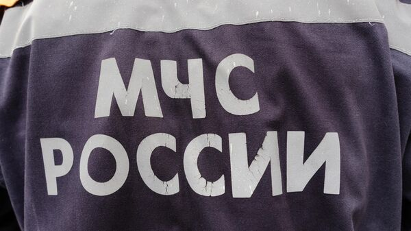 Учения МЧС в Петропавловске-Камчатском