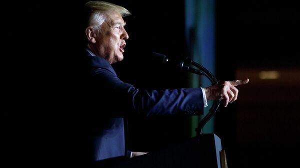 Пассы про боеприпасы. Трамп признался, почему он не начал войну