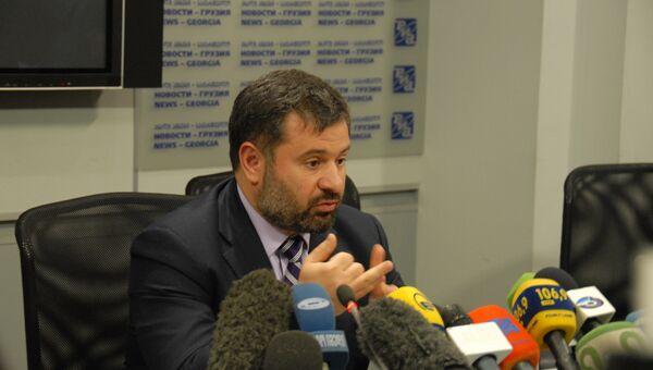 Эроси Кицмаришвили. Архивное фото