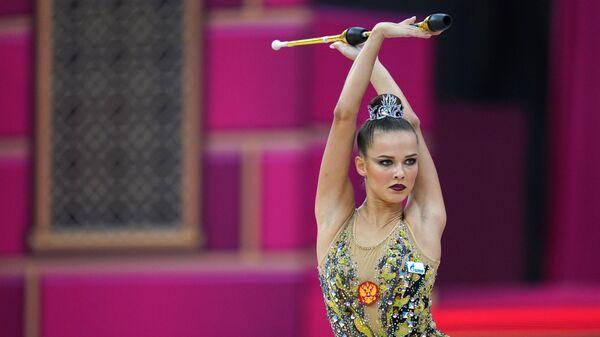Художественная гимнастика. Чемпионат мира. Третий день