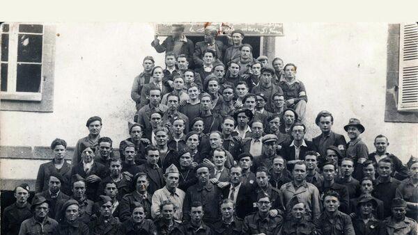 Французский Сталинград: история отряда партизан, вшитая в ткань знамени