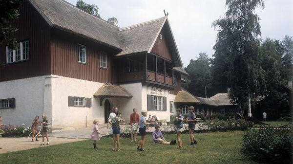 Санаторий для детей Лесная дача