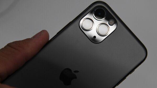 Новый смартфон компании Apple