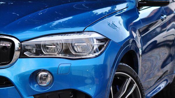 Автомобиль BMW X6M
