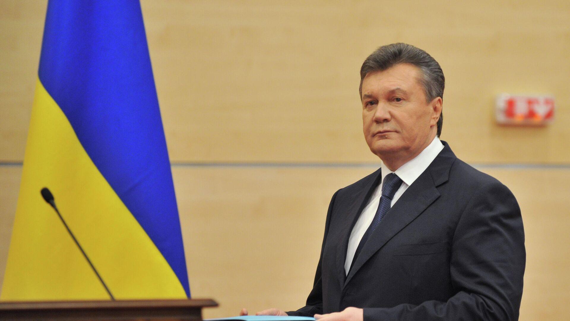 Виктор Янукович - РИА Новости, 1920, 29.01.2021