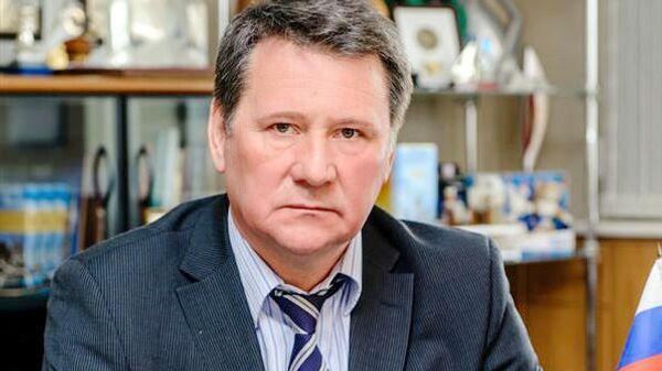 Бывший мэр Новокуйбышевска Владимир Фомин