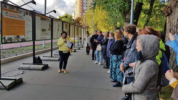 Фотовыставка ОБЪЕКТИВная благотворительность открылась в Таганском парке
