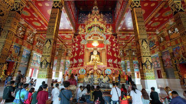 Храм Ват Маха Тат Вачирамонгкол Краби