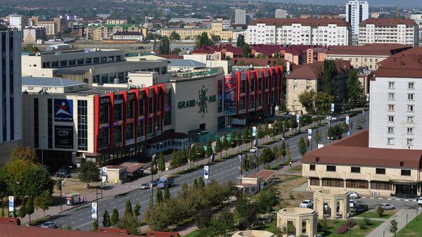 Торгово-развлекательный центр Гранд парк в Грозном