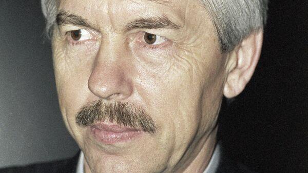 Экс-президент Крыма Юрий Мешков