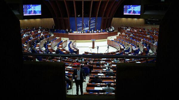Заседание Парламентской ассамблеи Совета Европы. 30 сентября 2019