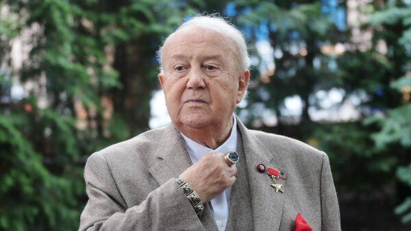 Скульптор, президент Российской Академии художеств Зураб Церетели