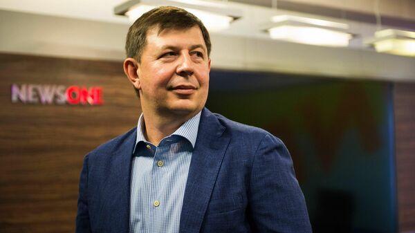 Владелец телеканалов 112.Украина, NewsOne и ZIK, депутат Рады Тарас Козак