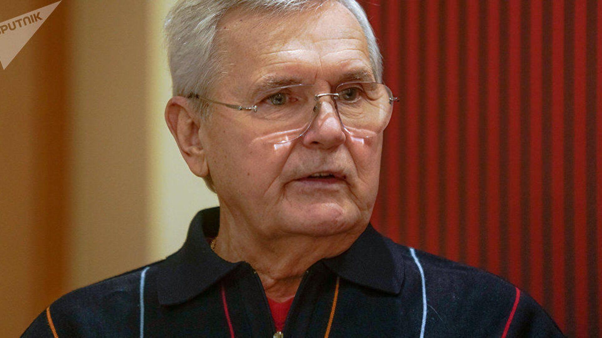 Бывший министр иностранных дел Латвии Янис Юрканс - РИА Новости, 1920, 28.07.2021