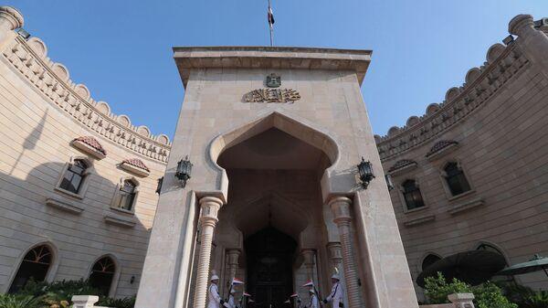 Дворец президента Ирака в Багдаде