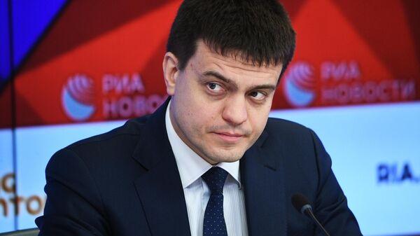 Министр науки и высшего образования Российской Федерации Михаил Котюков