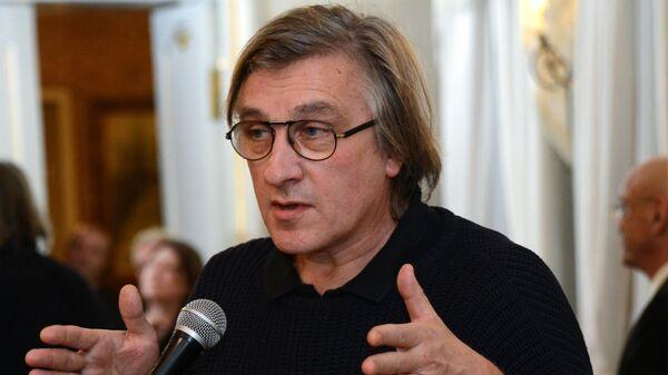 Церемония вручения премий в области литературы Театральный роман, Дмитрий Крымов