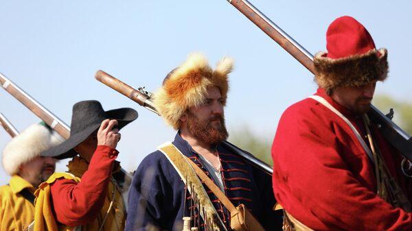 Военно-исторический фестиваль «Порубежье. Государева служба» в Белгородской области