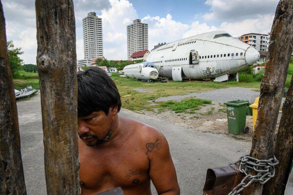 Кладбище самолетов в Бангкоке
